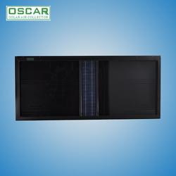 OS43 solar power system solar heated jacket