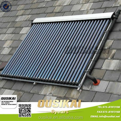 Glass Pipe Material and Water Heater, School, Hotel, Swimming Pool Hot Water Supply Solar Tube Collector Glass Application