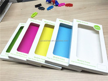 Unique style cellphone set case/cellpone packing box with window