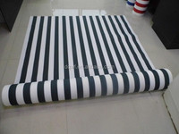 PVC coated 600D polyester oxford fabric FDY for bag&tent