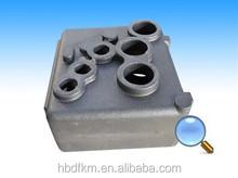 Austempered Ductile iron casting auto parts gear box body