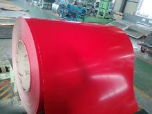 1250 mm 1219 mm pré pintado pré pintado de zinco bobinas de aço