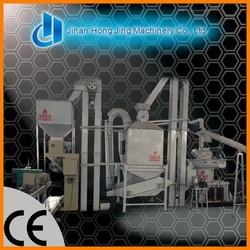 2015 New Multifunctional Ring Die Pellet Making Machine with Cooler and Packaging System