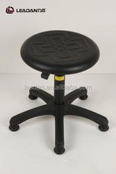 dental assistant stool lab stool polyurethane ESD stool
