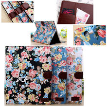 For ipad 2/3/4 magnetic smart cover case, leather cover for ipad 2/3/4