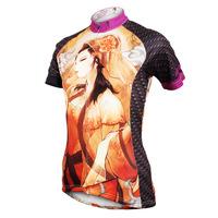 New design ILPaladino women cycling jersey bike top wear high quality #DX-580