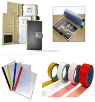 Clear Plastic Film Rolls for Book Cover