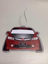 Custom Absorbent Paper Car Air Freshener wholesale