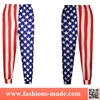 Fashion Lady USA Flag Sweatpant