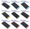 Newest Polka Dot Top Bottom Glass Cover Back Housing Mobile Phone Sticker for iphone 5