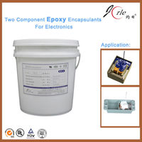 clear high strength epoxy potting ab glue for LED strips