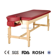 """Essence-flat"" Stationary Massage Bed made in china"