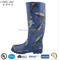 (CH.W024) Cheap long boots wholesale china women shoe ladies waterproof boots