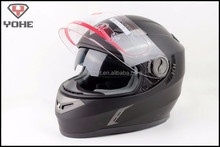 popular ECE full face helmet safty helmet with double visor 952