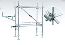ringlock system/Layer scaffolding using on construction,HDG Q345 ringlock scaffolding for sale