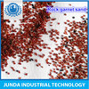 used for filter Media of chemical industry garnet 20/40 mesh applied in oil drilling mud weighting agent