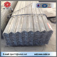steel price Hot Rolled Mild Angle steel bar