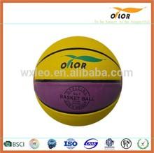 fashionable design machine stitch durable basketball