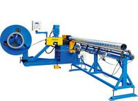 Spiral tube foming machine -----HJTF1500F(roll shears)