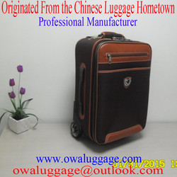 Business Universal Polyester Soft Luggage S-004