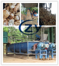 Hygiene class Gari / cassava flour washing machine