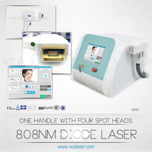 VCA first Diode laser hair removal 808nm portable