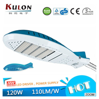 Kulon ROHS CE approved housing price list 120w component led street light