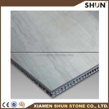 High Quality Grey Polished Composite Marble Tile For Flooring And Wall Decorating Tiles