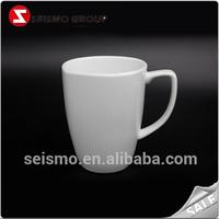 Coffee Milk Cup 14oz Ceramic Mug
