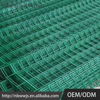volume supply 2x2 galvanized welded wire mesh for fence panel