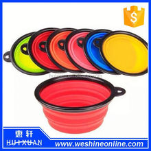Alibaba Express Collapsible Dog Bowl / Silicone Pet Water Bowl