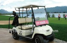 New style 2 seat electric golf sightseeing kart LT_A2