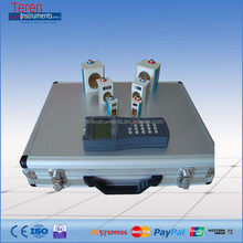 China supplier hand hold ultrasonic flow meter for industry