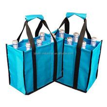 Luxury wine tote bag wholesale