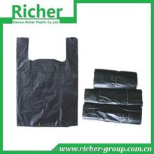 Plastic hdpe/ldpe Printing Shopping T shirt Bags on Roll