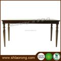 Alta- fim personalizados em madeira mesa de jantar ta-230