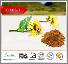 Top quality natural Elecampane extract, Elecampane Inula Root Extract, Elecampane extract powder 10:1 20:1