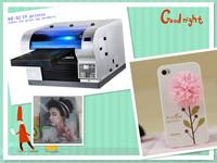 8color UV Light Digitla Plastic Printer Machine printing on plastic material