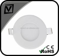 Ultraslim 3w led panel light Ceiling Lamp Wall Lamp Spot Lamp Round