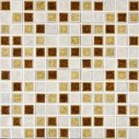 stone and ceramic mosaic tile ice crackle ceramic mosaic tile random tile mosaic