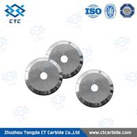 Hot selling yg8 tungsten carbide saw blade for cutting fibrous plaster