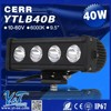 Y&T Factory price aluminum housing led light bar, dot approved led light bar, auto parts LED light bar for Maruti, Suzuki