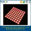 Hidly Hot sell high brightness,full color Dot Matrix led display board