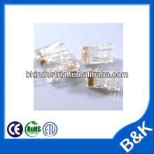 High quality and factory direct price 8P8C rj45 connector