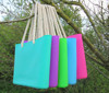 Colorful Candy Silicone Jelly Rope Shopping Shoulder Bag Handbag Women Travel Beach Bag