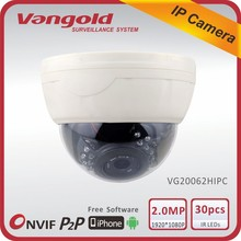 1010P ip dome camera P2P/Cloud support home/office High definition Dome