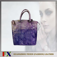 hot sell new arrival vintage hand bag/ branded woman tote bag/China supplier