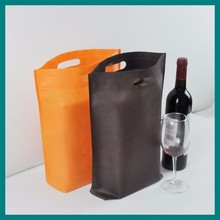 non woven recycle grocery organ punch bag