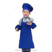 Caliente la venta personalizada delantal de los niños / niños delantales / Kids dibujo infantil delantal