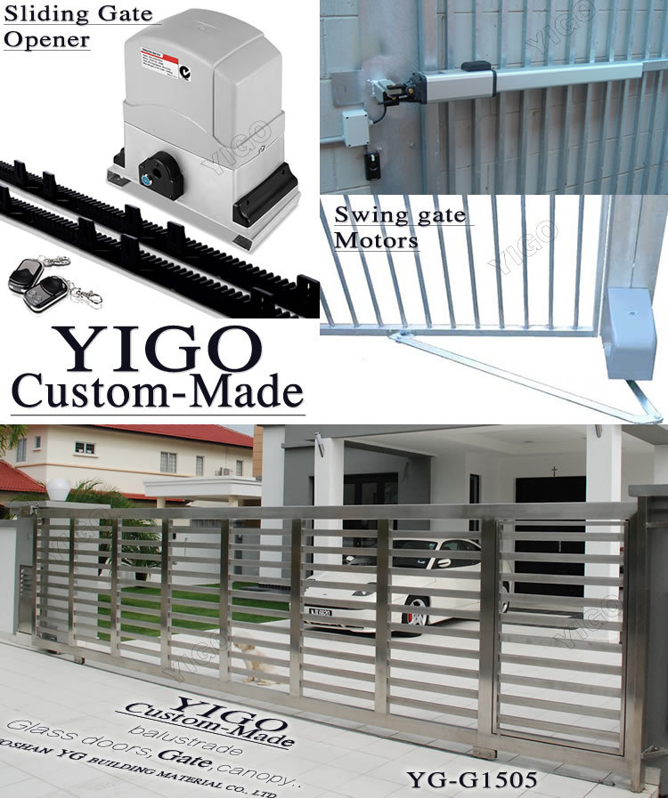 Price of universal remote control gate with CE certificate